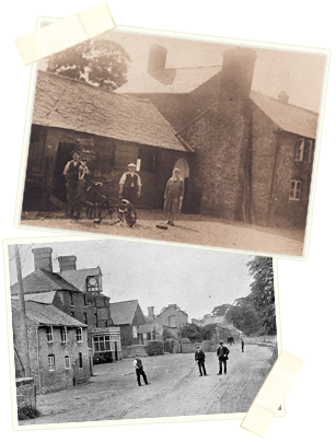 Old photos of The Old Forge, Knockin, Oswestry